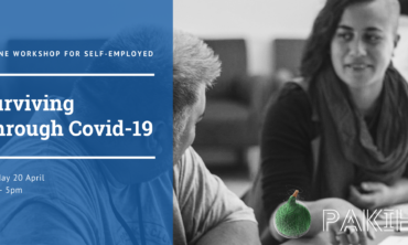 Online Workshop for Self-Employed: Surviving Through Covid-19